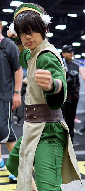 Comic-Con 2012 – Toph on Flickr.