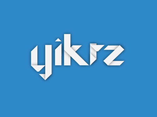 YIKRZ logoClient: YIKRZResponsibilities: art direction & logo design Logo designed for a boutique-level design studio.