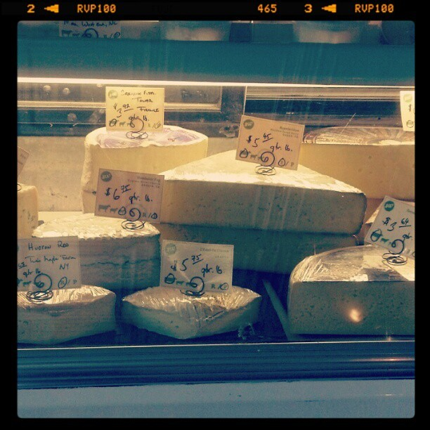 kittivanilli:  Cheese! (Taken with Instagram at Southern Whey)