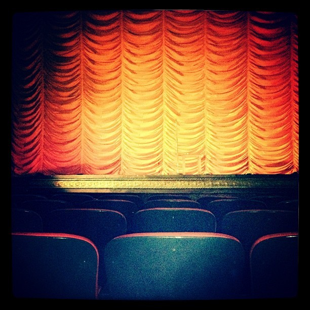 Th-th-th-that's all folks (Taken with Instagram at Music Box Theatre)