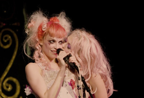 20 / 100 pictures of Emilie Autumn. +
