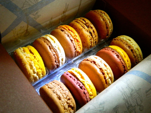 Macaroons from Paris: Jean-Paul Hévin