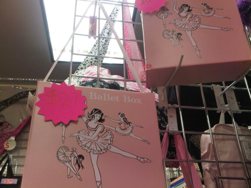 The Ballet Box. This was everything to me when I was seven.