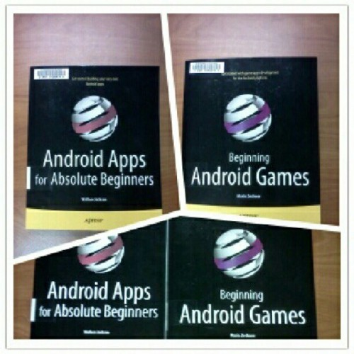 New #hobby? 8-) #Android #app #apps #game #games #develop #development #design #phone #smartphone  (Taken with Instagram at Seminole Community Library at SPC)