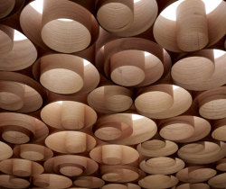 larameeee:  'Spiro' pendant light by Remedios Simón for LZF Dailytonic