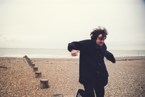 Justin Young, taken in Eastbourne by Christaan Felber.