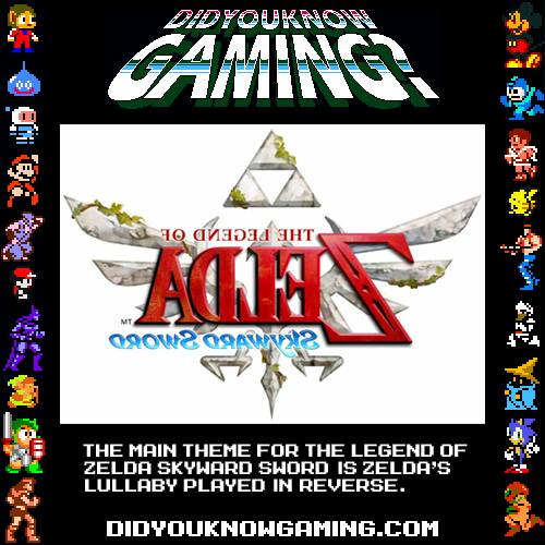 didyouknowgaming:  The Legend of Zelda: Skyward Sword. Submitted by Timo Milke.   http://www.youtube.com/watch?v=rZwbchA4Hw4