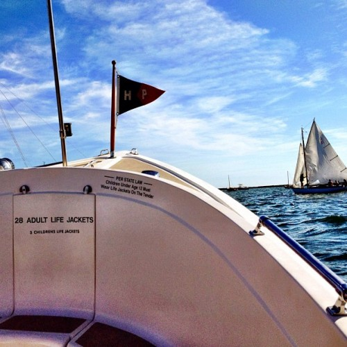 Who needs cars? #capecod #boats #summer #sailing (Taken with Instagram at Hyannisport, MA)