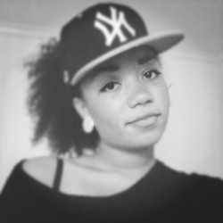 #naturalhair  #caps #NY #mixedgirl  (Taken with Instagram)