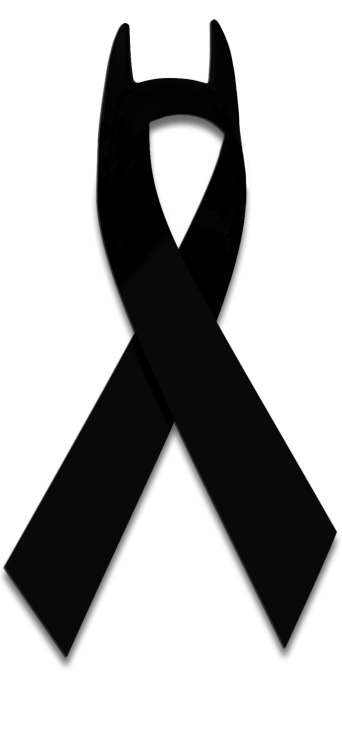 Batman Memorial Ribbon