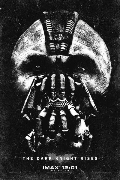 "Bane - ""the man who killed the Batman"""