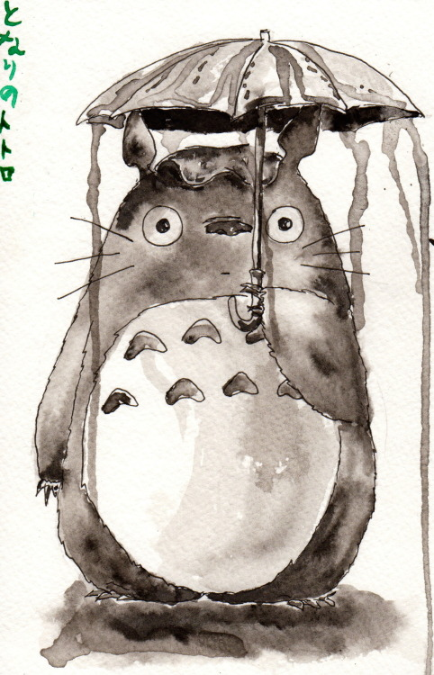 I never get tired of My Neighbor Totoro