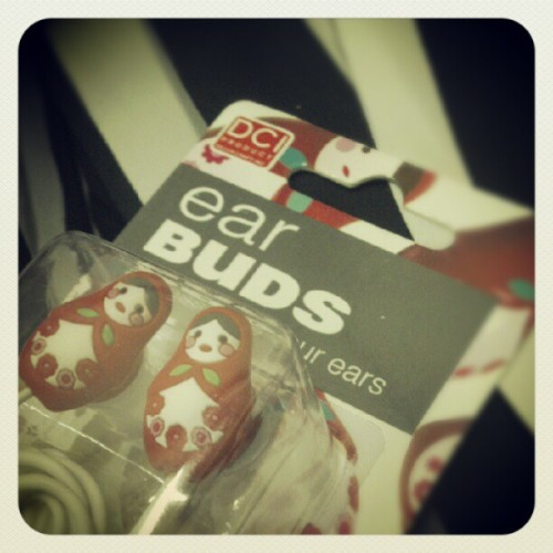 These cutie will be in my ears soon! #babuskaears (Taken with Instagram)