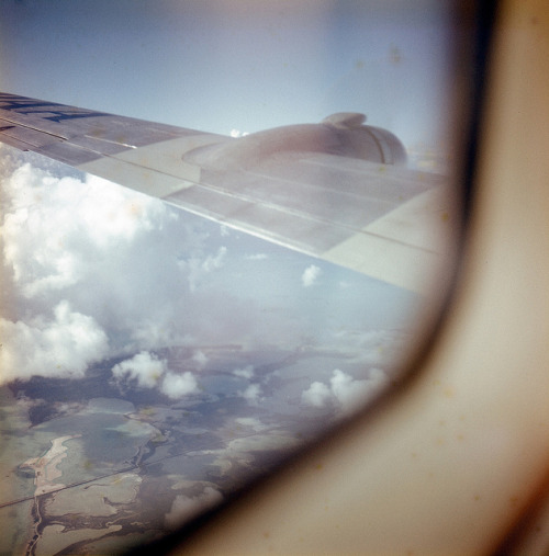 Out the window—50's Style by eurekaiv on Flickr.
