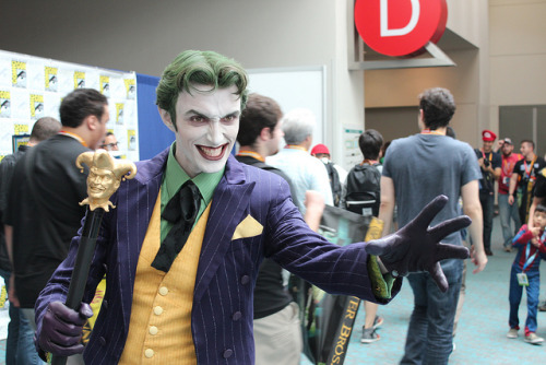 The Joker. on Flickr.This guy is the best Joker cosplayer I've ever seen. Seriously.