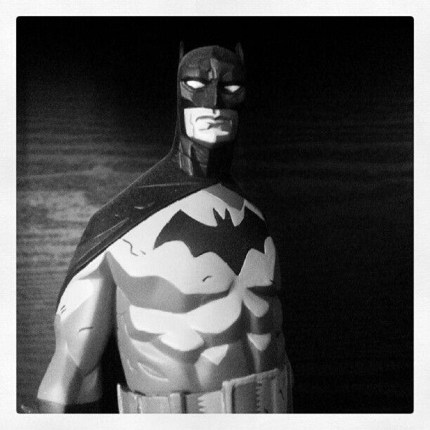 Still kinda thinking about this guy. #Batman #TheDarkKnightRises  (Taken with Instagram at The Mystery Shack)