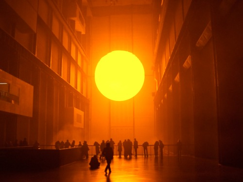 Olafur Eliasson, Tate, London