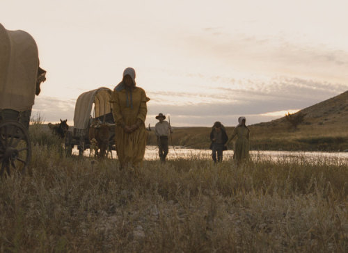 Still from Kelly Reichardt's Meek's Cutoff, 2010