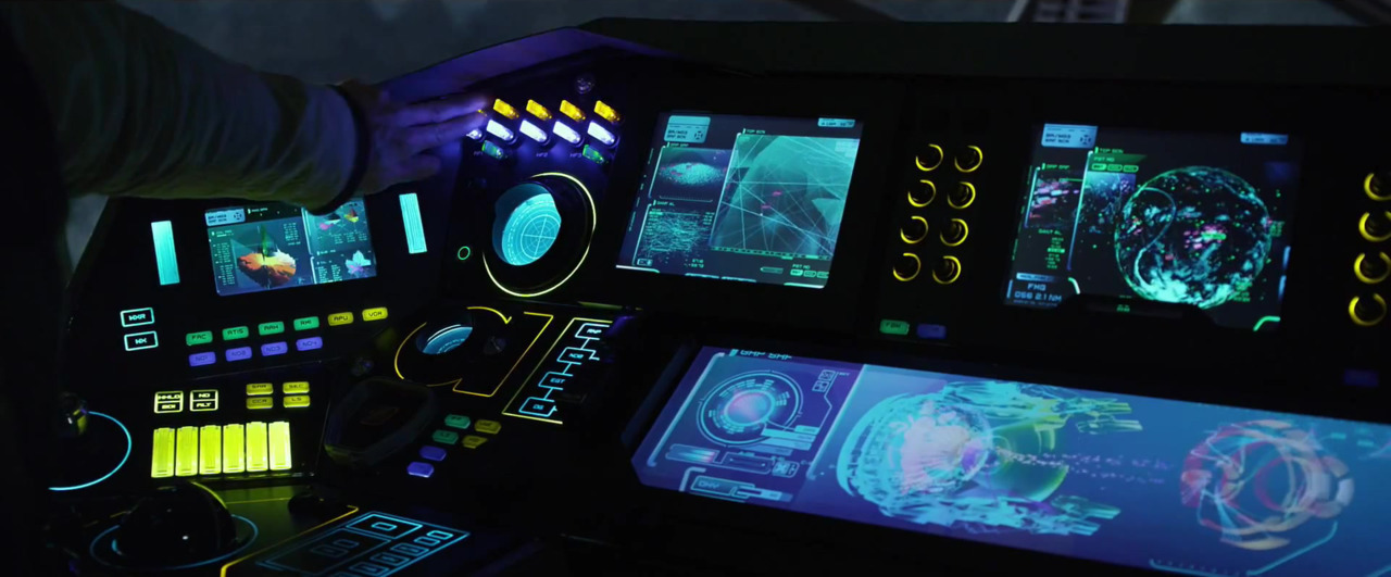 A Tumblr dedicated to the UI in Prometheus. Fantastic