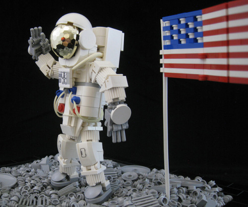 Moonwalker Right Flag by legorevolution on Flickr.