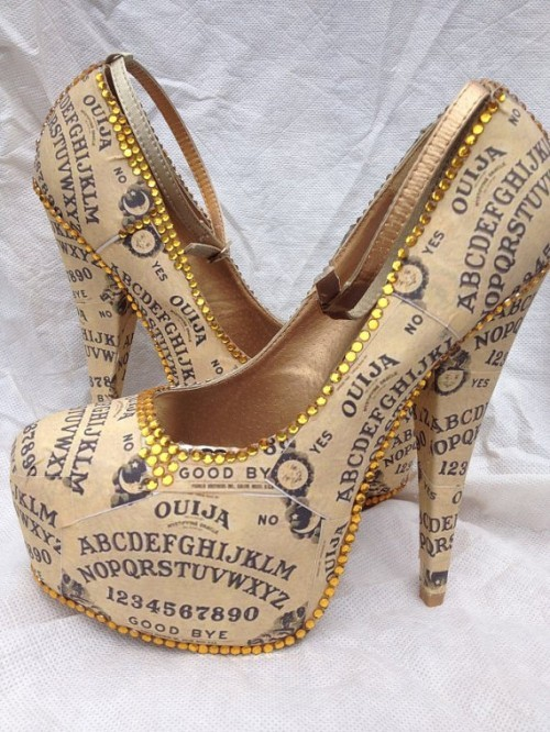 Ouija Shoes ♥