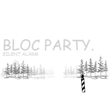 Silent Alarm by Bloc Party. Original. Submitted by hi-im-burit.