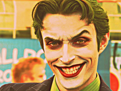 anthony Misiano as joker