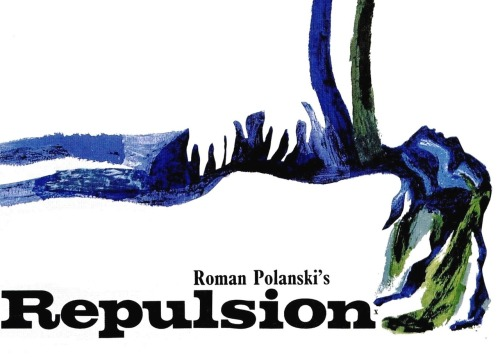 Another Polanski psychological horror masterpiece, REPULSION.