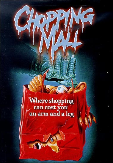 Chopping Mall, 1986