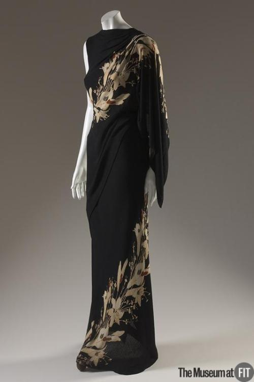 Evening Dress Elsa Schiaparelli, 1935 The Museum at FIT
