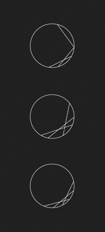 spaced-man:  circle ||| by 3 © MODERNAUT →