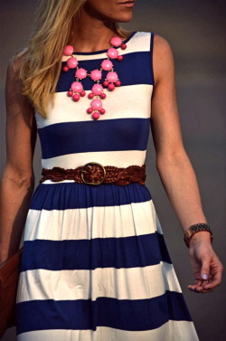 fashiontolive:  j.crew bubble necklace