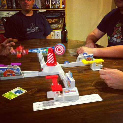 Loopin' Louie! #gamenight #boardgames  (Taken with Instagram)
