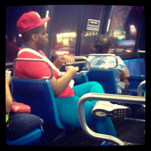 Hunnnnnnyyyyy child. What in the hell? #onlyinbrooklyn (Taken with Instagram at Brooklyn, NY)