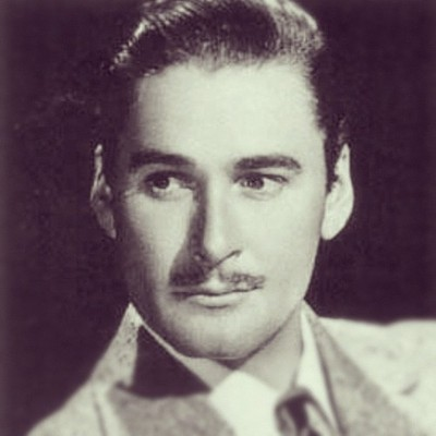 "Meet Mr. Errol Flynn. I asked my mom to describe the perfect resemblance of my late granpa, and she said ""look for Errol Flynn.. he looked like him when he's still skinny"". #granpa #story #ErrolFlynn #handsome #woot  (Taken with Instagram)"