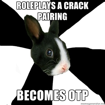 fyeahroleplayingrabbit:  My life….