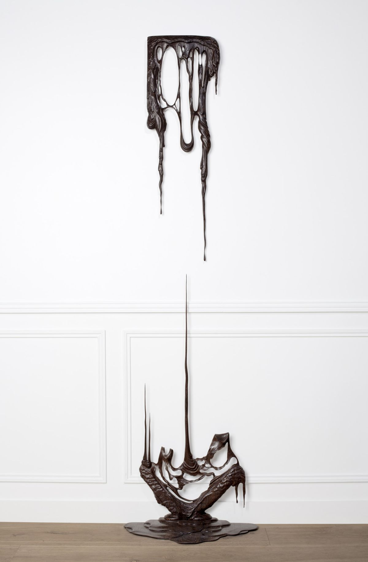 Bonsoir Paris - Duramen (Heartwood), 2011 (via alecshao)