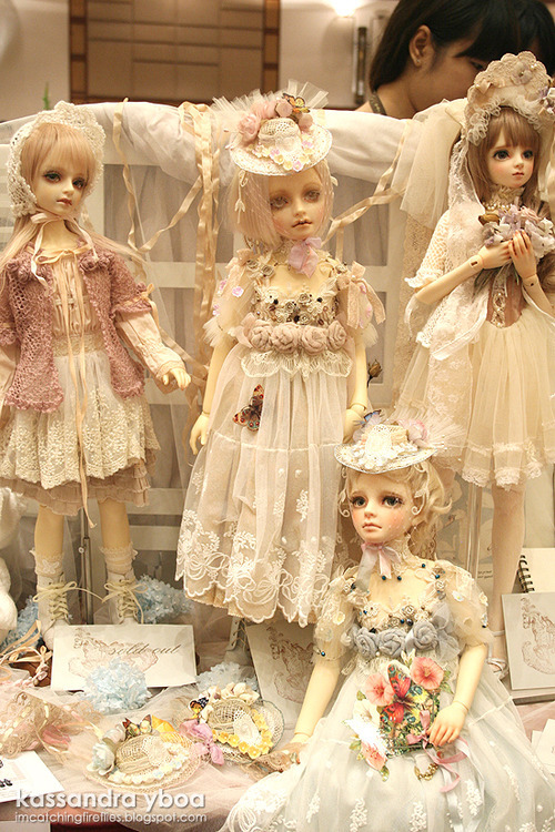 rusiesq:  Help guys! I would really love to know the sculpt of the doll on the far right. Anyone that can tell me gets a promo~! (I'm really desperate)