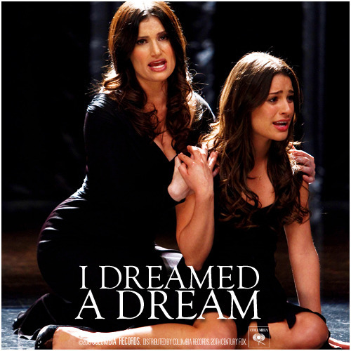 1x19 Dream On | I Dreamed A Dream Requested Alternative Cover