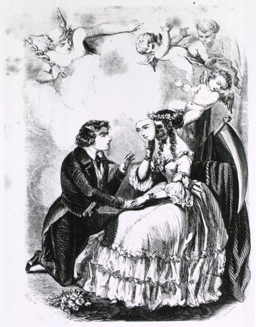 bleedingbetty1960:  Syphilis, poème en quatre chants - Paris, 1851