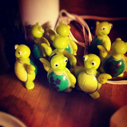 #turtles dancing  (Taken with Instagram)