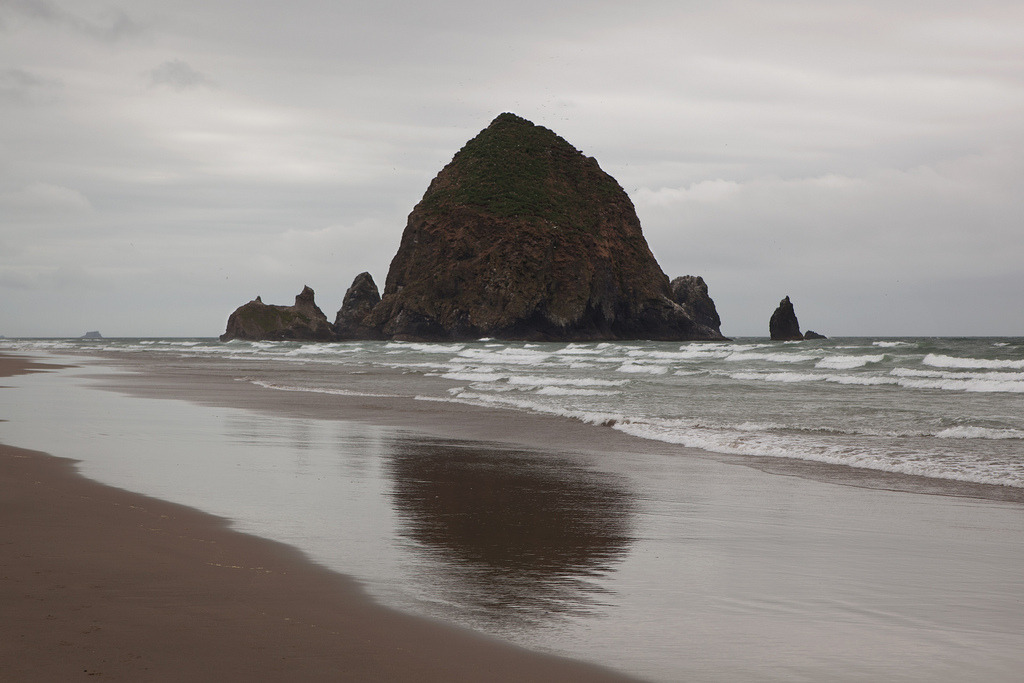 haystack 07.20.12 // cannon beach, oregon.