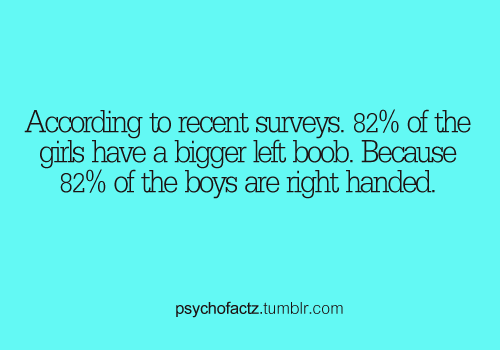 theresamountain:   More Facts on Psychofacts :)  LOL   BAHAHA