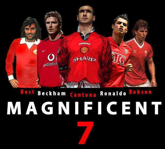 Football Gods. thisbrorichiee:  7, the perfect number