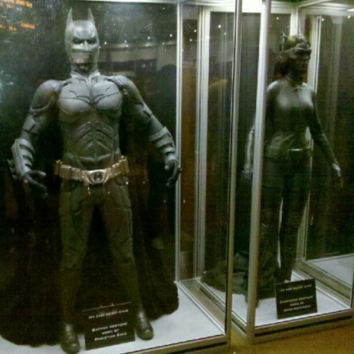 Because it's BATMAN! (Taken with Instagram)