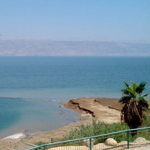 #deadsea #israel  (Taken with Instagram)