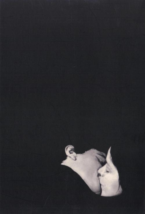 realityayslum:  John Stezaker - Untitled, 1976. … from Love and Desire, William A. Ewing, Chronicle Books, 1999.