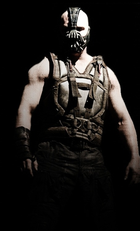 "kjdigioia:  ""You think darkness is your ally? You merely adopted it; I was born in it - molded by it. I didn't see the light until I was only a man. By that time it was nothing to me but blinding. The shadows betray you because they belong to me."" - Bane."