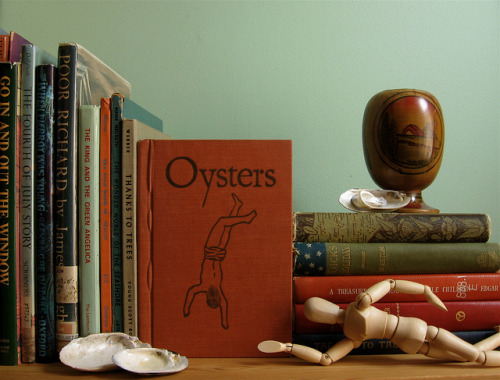 magpieswings:  oysters wpa book 1941 by bricolagelife on Flickr.