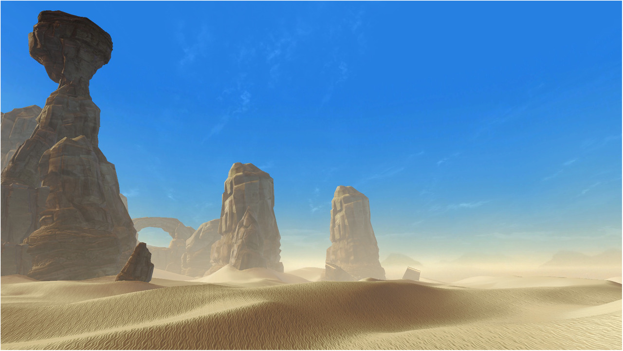 """Tatooine"" - Star Wars The Old Republic JTGP"